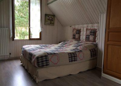 chambre 1 - lit 140